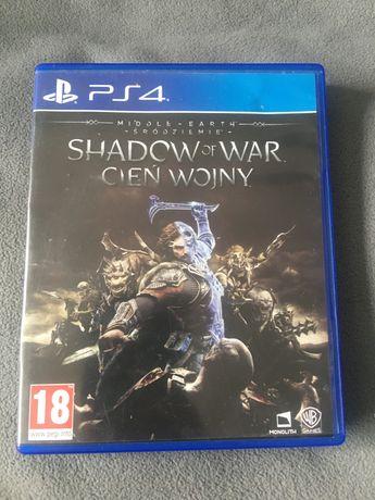Shadow Of War Cień Wojny gra Ps4 PL