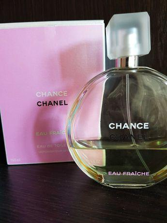Chanel chance 150мл остаток 50мл