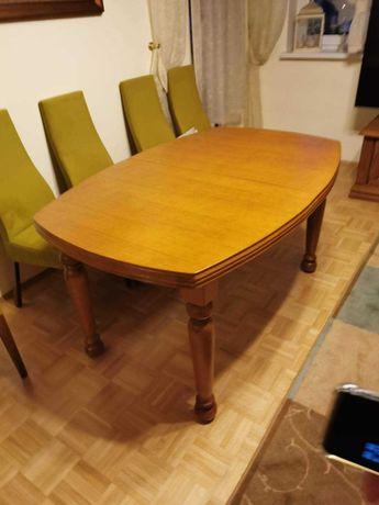 Stół dębowy Latzke z kolekcji Norman