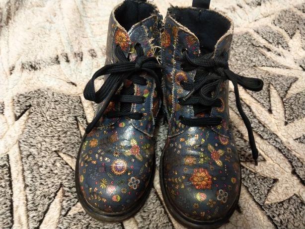 Ботинки Деми  5-6лет