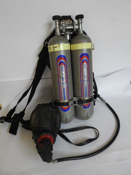 aparat powietrzny butlowy Faser APS/3 system Auer