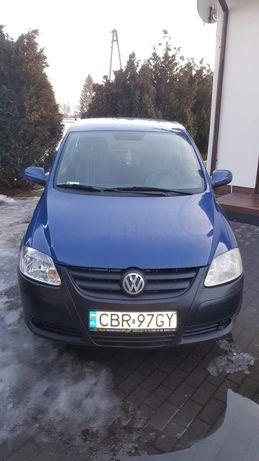 Sprzedam Volkswagen Fox 2006 1.2 benzyna