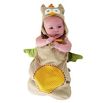 Baby Aspen otulacz spiworek sowa z USA becik