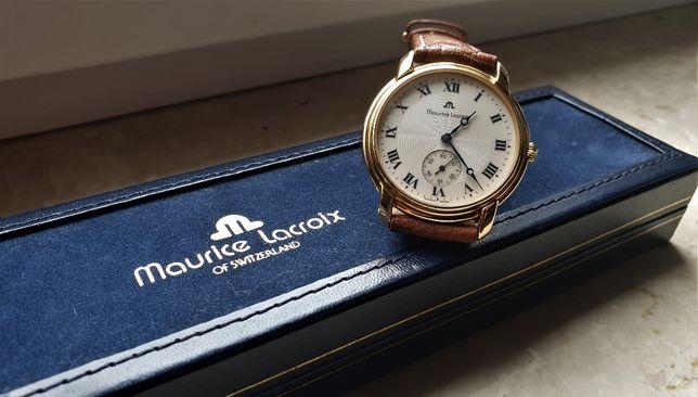 Zegarek Maurice Lacroix Peseux Eta 7001 Manual Box Iwc Struś Omega 36