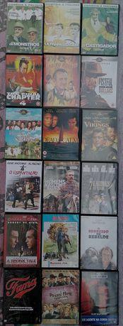 LOTE 168 DVD's Originais (LOTE 50) filmes / séries
