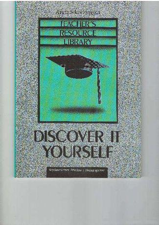 Discover it yourself. Teacher's resource library, A. Sikorzyńska