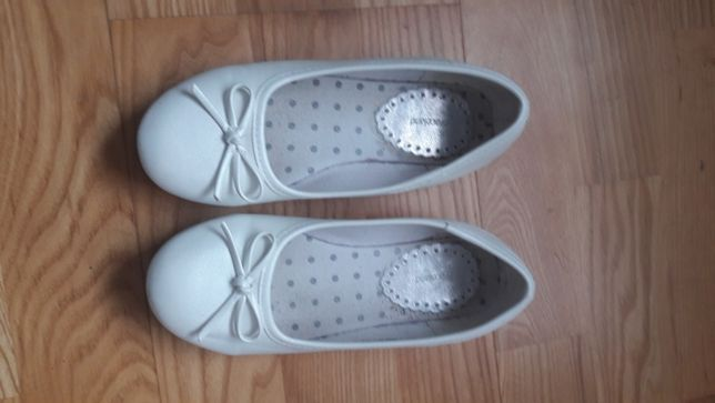 Balerinki pantofelki buty do komunii r 33
