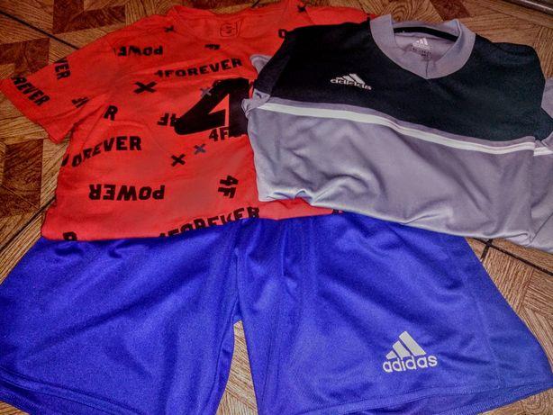 Adidas :4F: Zestaw ubrań chlopiecych 152/158 +Gratisy