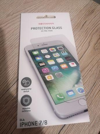 Szkło hartowane iPhone 7 8