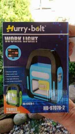 Lampa solarna oświetlenie
