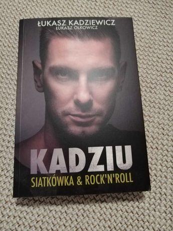 Książka Kadziu Siatkówka & Rock'N'Roll