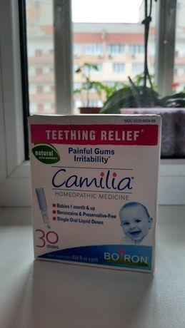Camilia средство для облегчения при прорезывании зубов
