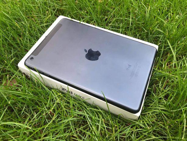 iPad MINI Cellular GPS A1455 BLACK w bardzo dobrym stanie + dodatki!