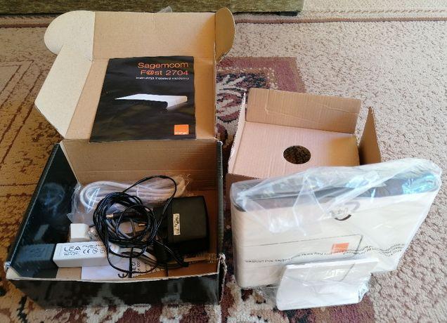 Modem WiFi ASDL SagemCom Fast2704