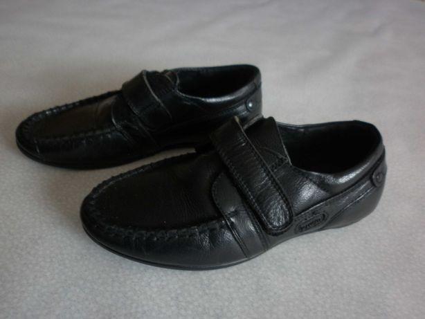 туфли кожаные размер-27 см