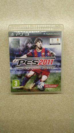 Pro Evolution Soccer 2011 PES - Playstation PS 3