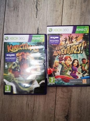 Kineckt adventures, kinecktimals
