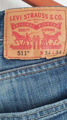 Spodnie LEVIS 511. 34 - 34