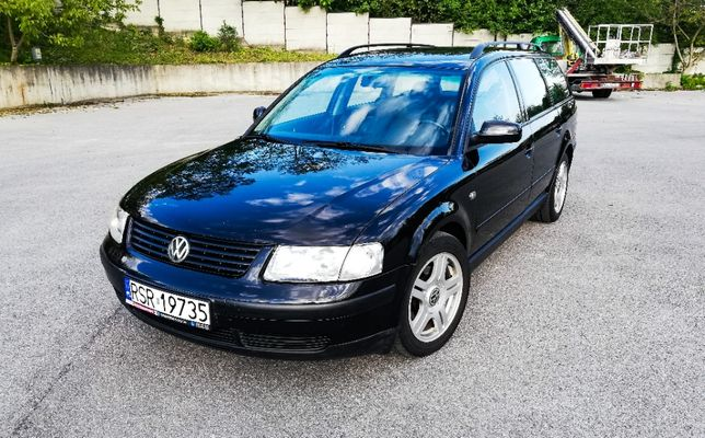 Volkswagen passat b5 variant 1.9tdi