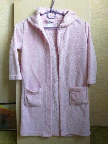 Розовый халат dopo dopo