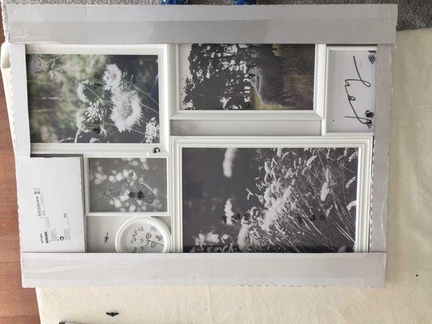 Vendo moldura para 6 fotografias