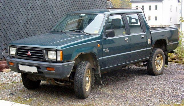 Продам запчасти к Mitsubishi L200 ІІ (1991-2000)