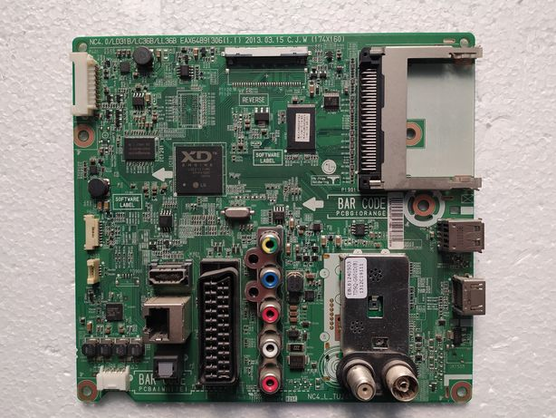 Маin к LG. EAX66203805(1.3),EAX65388003(1.0),EAX64891306(1.1)