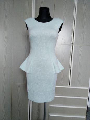 Sukienka wizytowa 36 (XS) - nowa, wesele, komunia