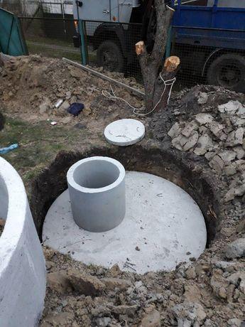 Каналізація. Септик.Вигрібна яма.Копання траншей. Проведення води.