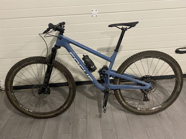Bicicleta BTT Fox Suspensao total