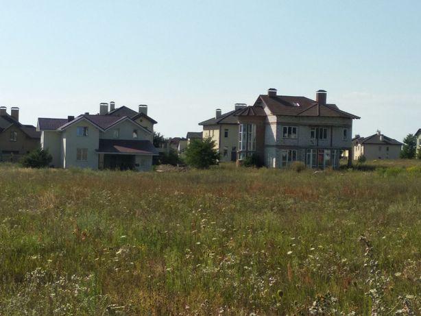 Продажа участка под застройку 16 соток в 19 км от Киева