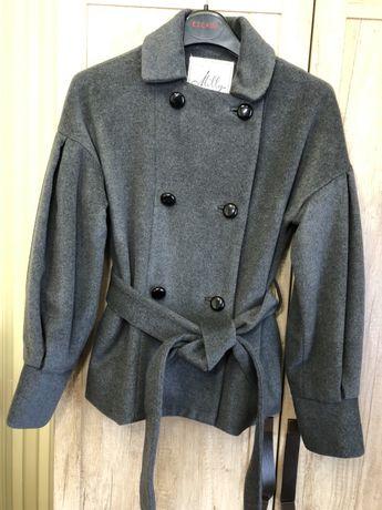 Эксклюзивный шерстяной жакет пиджак Milly
