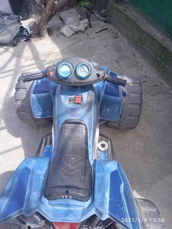 Электро квадроцикл