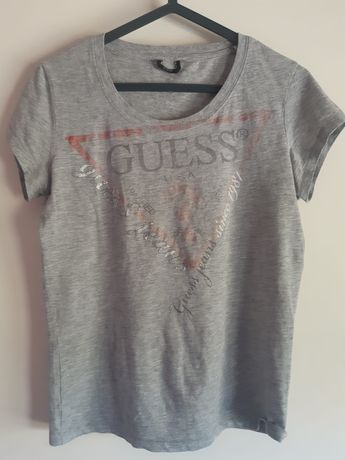Camisola Cinza Guess