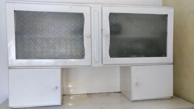 Kredens kuchenny, komoda, meble kuchenne z PRL