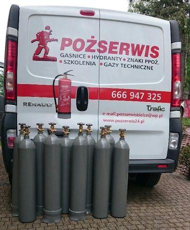 Gaśnica śniegowa CO2 migomat, akwarium, piwo od 10ł Kielce