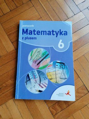 Podręcznik do matematyki do klasy 6 GWO