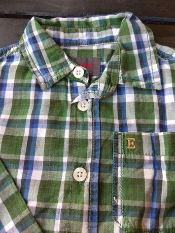Koszula Esprit dla chłopca rozmiar 92-98 wiek 2-3 lata stan bdb