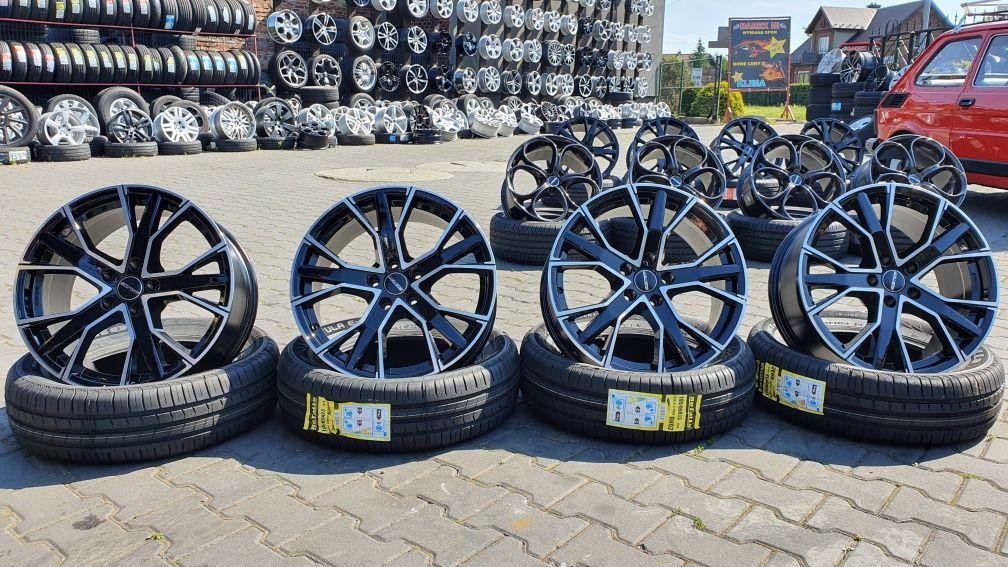 """Felgi aluminiowe 18"""" 5x112 8j et35 Audi VW Seat Skoda Mercedes itp."""