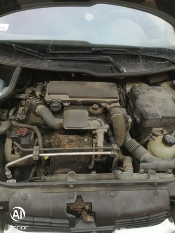 Samochod peugeot 206