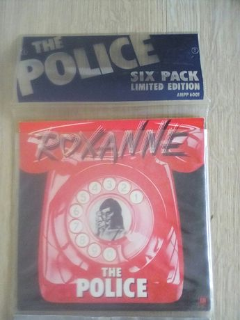 Police six pack limited edition 7' singles