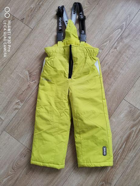 R. 98/104 brugi spodnie narciarskie