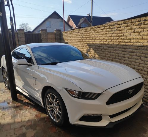 Ford Mustang 2016 3.7