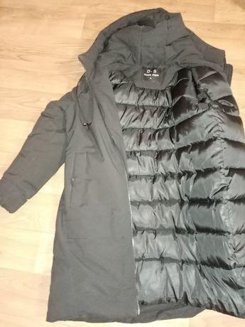 Тёплая куртка зимняя