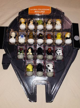 20 figurek Star Wars