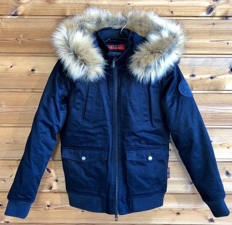 Куртка бомбер зима Tommy Hilfiger (152)