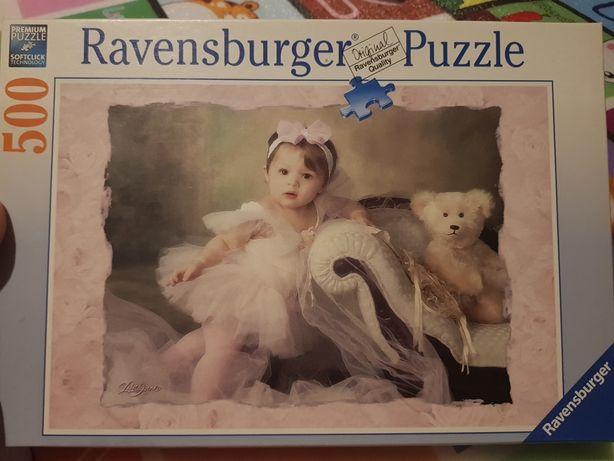 Puzzle 500 ravensburger
