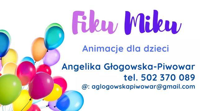 Animator/Animacje dla dzieci -Młodzi, energiczni, radośni-Animatorzy!