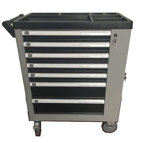 Wózek narzędziowy szafka narzędziowa 7 szuflad