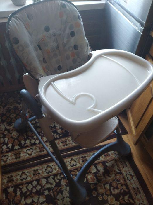 Krzesełko do karmienia Rogoźno - image 1